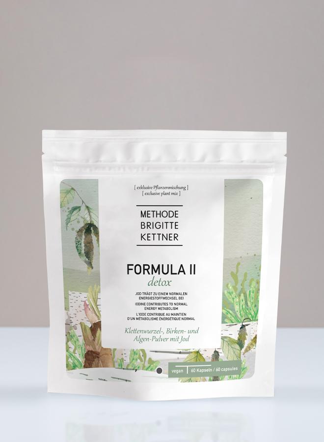 formula II