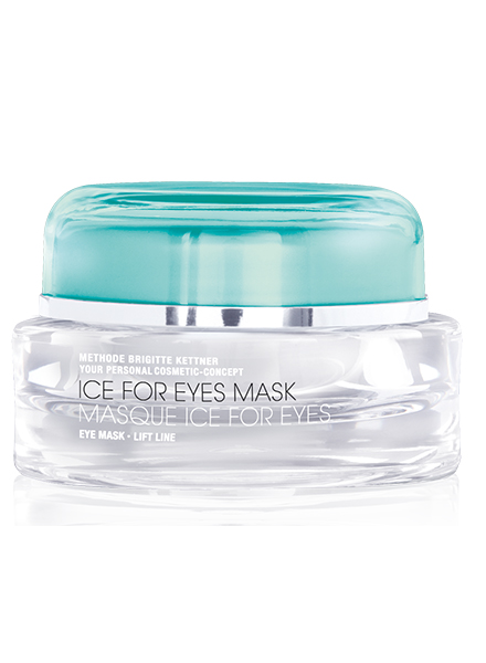 Ice for eyes mask