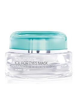 Ice for eyes mask