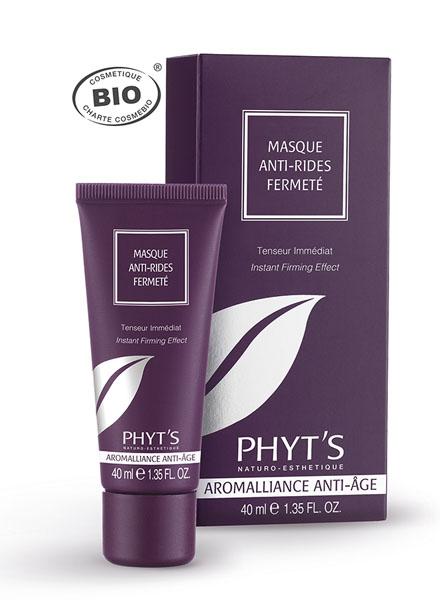 Phyt's Aromalliance Masque Anti-Rides Fermeté Tube 40g
