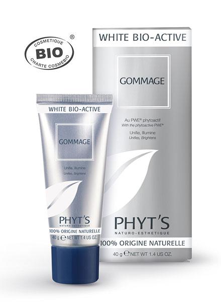 Phyt's White Bio Active Gommage Tube 40g