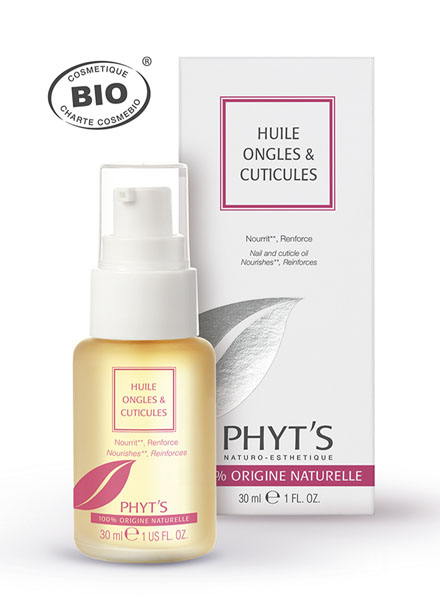Phyt's Huile Ongles et Cuticules Flacon 30ml