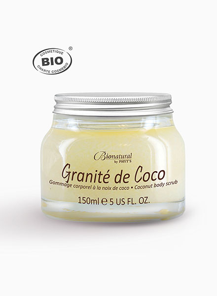 Granité de coco